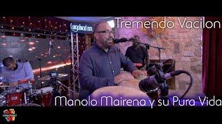 Manolo Mairena y la Pura Vida perform Tremendo Vacilon