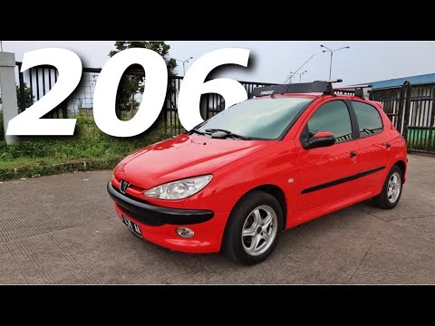 Peugeot 206 | Used Car Review