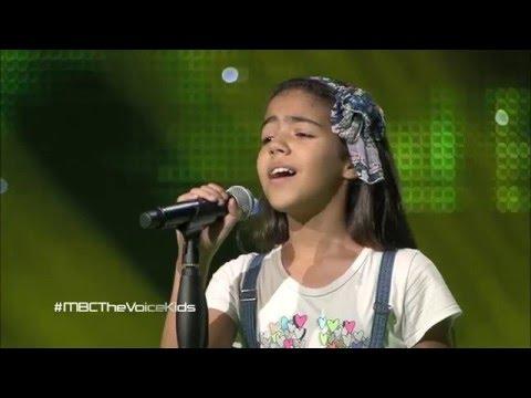 فيديو اغنية نور قمر برضاك كاملة HD ذا فويس كيدز