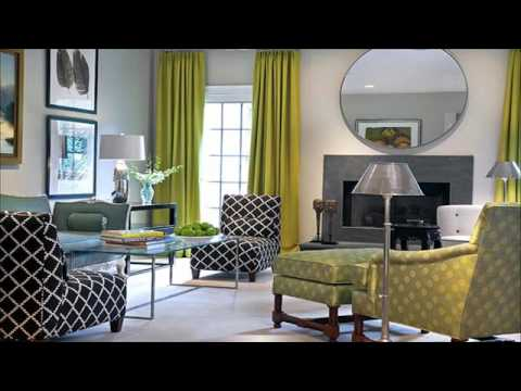 Grey And Green Living Room Designs Youtube