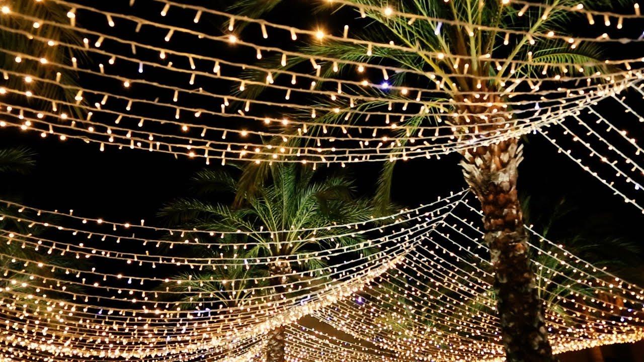 noel 2018 sanary Sanary   Ouverture des illuminations de Noël à Sanary 2017   YouTube noel 2018 sanary