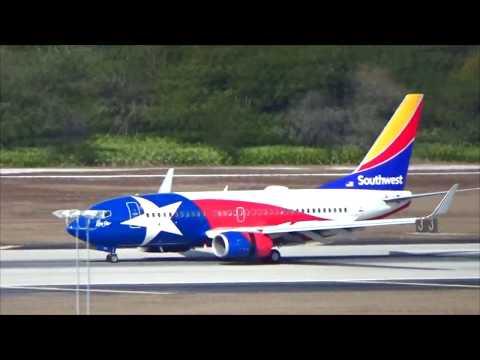 Tampa International Airport +737 MAX! HD