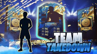 DOUBLE TOTS PACK TEAM TAKEDOWN!!!