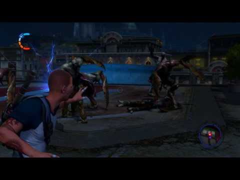inFamous 2 100% Good Karma Walkthrough Part 13, 720p HD (NO COMMENTARY)