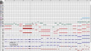 【MIDI】C3-シーキューブOP「Endless Story」を頑コピしてみた C3-シーキューブ- 検索動画 14