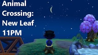 11pm Animal Crossing: New Leaf Music 3 Hours
