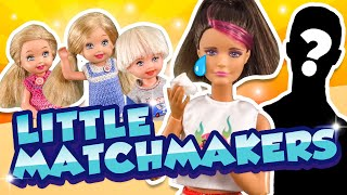 Barbie - The Three Little Matchmakers  Ep.278