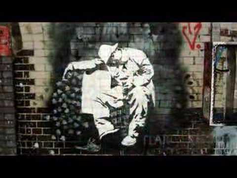 Banksy Street Graffiti London