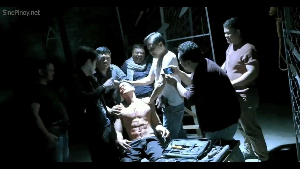 Download Captured, tortured & buried alive scene of Chris