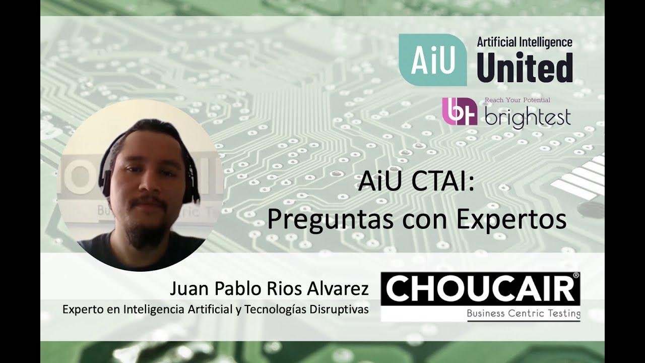 Preguntas con Expertos   Juan Pablo Rios   Choucair Testing No 2