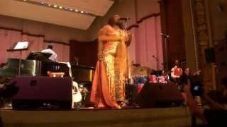 Thornetta Davis   Detroit Michigan  2014