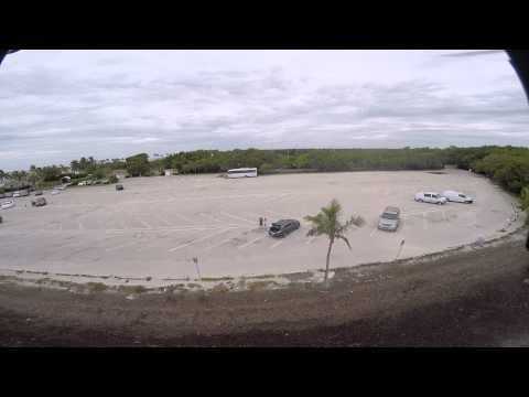 3DR SOLO - First Flight @ Matheson Hammock Park