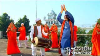 Shankh aikara kanshi wale da by jind jatinder music raj kumar video harmesh sahil