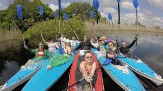 Oril` river kayak camping trip 2016 (Байдарочный поход по реке