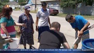 Проблемы окраин города обсудили в Нур-Султане