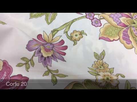 цветы из ткани для штор своими руками с пошаговым фото