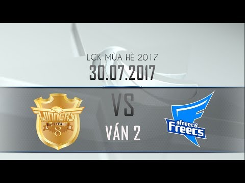 [30.07.2017] Afreeca vs Ever 8 [LCK Hè 2017][Ván 2]