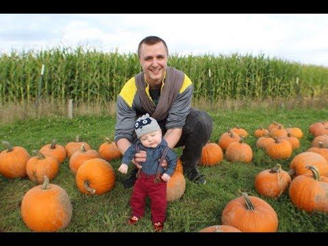 babyu0027s first halloween pumpkin patch picking riley family vlogs