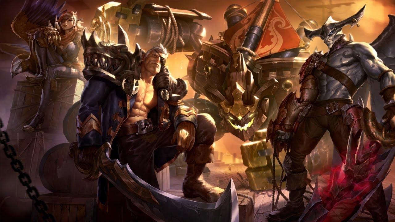 Malphite - League of Legends Wallpapers