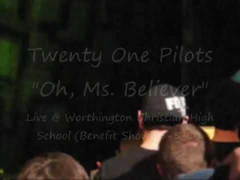 Twenty One Pilots 5 March 2011 Worthington Christian High School