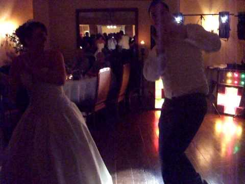 Suprise Wedding First Dance - Anneka & David Evans