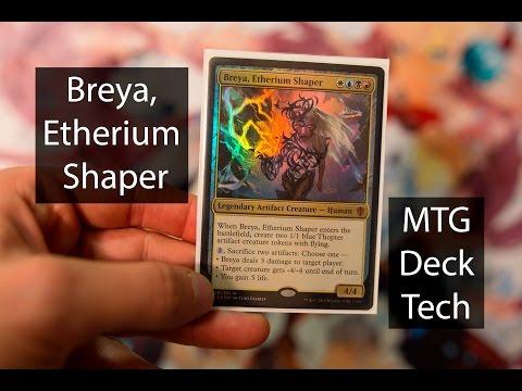 Breya, Etherium Shaper [Commander/EDH] Deck Tech