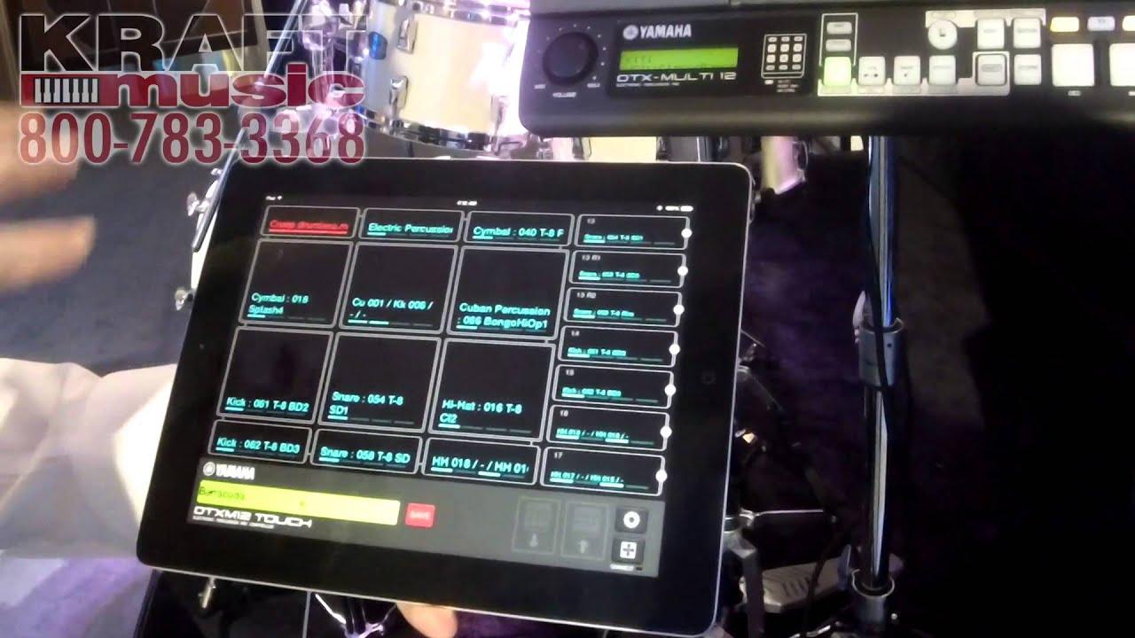 Yamaha Dtx Multi  Youtube