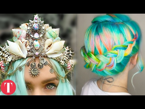 10 MERMAID Inspired Beauty and Fashion Products