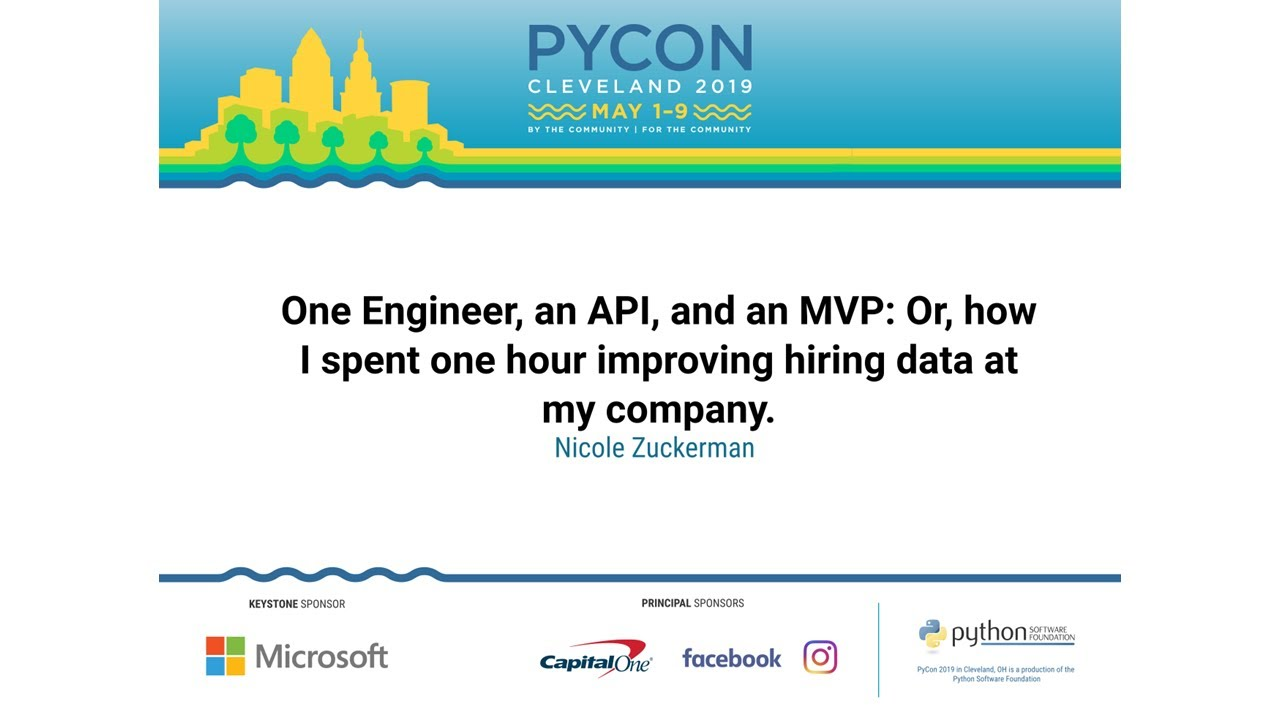 Image from One Engineer, an API, and an MVP: Or, how I spent one hour improving hiring data at my company.