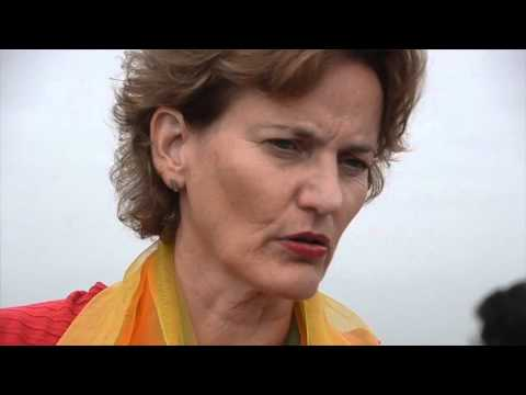 Francine Houben talks about the design concept behind the Library of Birmingham (2013)