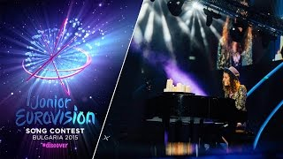 Junior Eurovision Song Contest 2015: Shalisa (The Netherlands) Second Rehearsal
