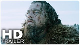 The Revenant Trailer German Deutsch | Der Rückkehrer | Leonardo DiCaprio Film 2016