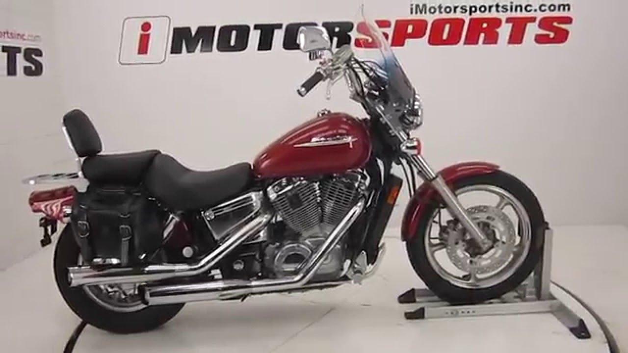 2002 honda shadow spirit vt 1100 imotorsports a1450 [ 1280 x 720 Pixel ]