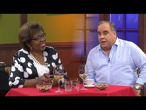 Gloria Rodríguez y Joselo López en Polémica