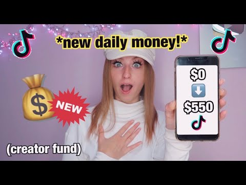 How to get PAID per video on TikTok!! *NEW UPDATE* (creator fund)