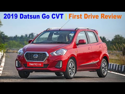 2019 Datsun GO CVTFirst Drive Review & Honest Opinion#datsun #datsungocvt #datsungopluscvt