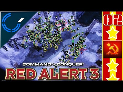 Most Equal - 02 - Command and Conquer: Red Alert 3 with Galm - Soviet Campaign