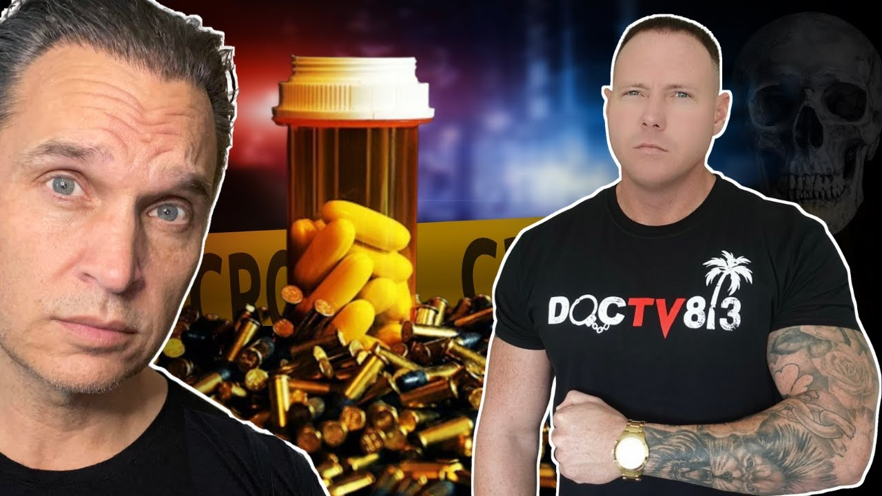 Harsh Truth About Pill Mills   DOCTV813 Matt Cox Inside True Crime Podcast