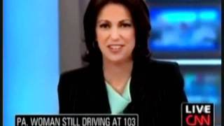 CNN Apologizes After Playing Rap Song - Esham - Drive U 2 Suicide to 103 Year Old Lady