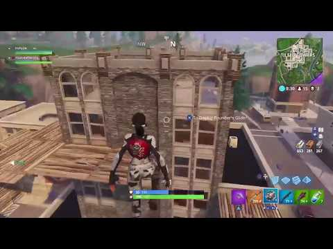 Turned Into A GOD With Builder Pro (Fortnite Battle Royale Highlights)