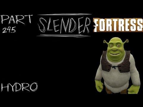 TF2 | Slender Fortress | Part 245 | Hydro | Shrek