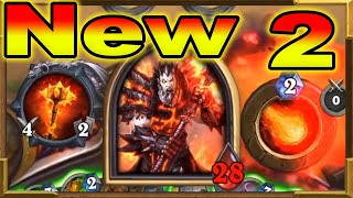 Hearthstone: Quest Huge Taunt Warrior It's Invincible! Part 2 | Descent of Dragons | Wild