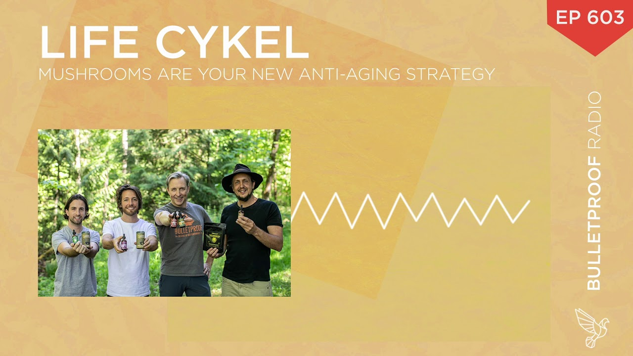 Sidste nye Mushrooms Are Your New Anti-Aging Strategy – Life Cykel #603 - YouTube TJ-25