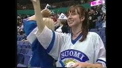 Jääkiekko World Cup 2004 Suomi - Ruotsi