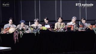 [EPISODE] BTS (방탄소년단) 'MAP OF THE SOUL : 7' Jacket shooting sketch