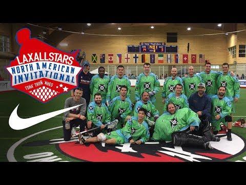 Casey Powell World Lacrosse v Onondaga Redhawks | LASNAI presented by Nike