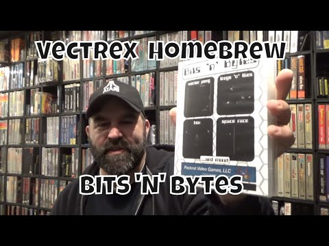 Vectrex Homebrew Bits
