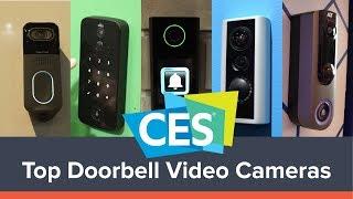 We Found 6 Innovative Doorbell Cameras at CES 2019