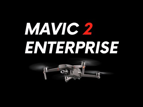 DJI MAVIC 2 ENTERPRISE WILL BE LIKE THIS