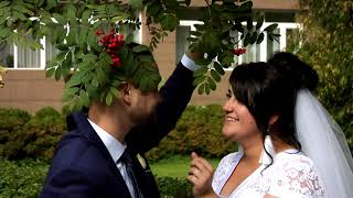 Свадьба в Железнодорожном. Смешной свадебный клип